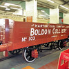 103 / 136 4 Plank Open - Stephensons Railway Museum 24.10.10  Andrew Jenkins<br /> 103 one side, 136 the other named Whitburn Colliery on the other side.