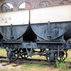 14 Double Steel Body Hopper - National Coal Mining Museum  01.04.94  John Robinson