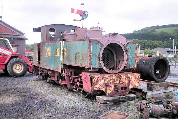 2228 (18-BG) WG Bagnall 0-4-4T - Vale of Rheidol Light Railway, Aberystwyth 07.09.08 Roy Morris