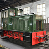 002 (10) Brecon Mountain Ry 0-6-0DH - Vale of Rheidol Railway 16.07.14