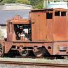 D564 Hudswell-Clarke 4wDM - Aberystwyth, Vale of Rheidol Railway  01.09.12  Lee Nash