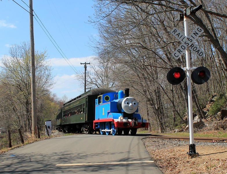 Thomas The Tank Engine - Deep River, CT - 2014