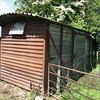 5xxxxx LMS Vent Van Plank b/o - Almeley Road, Eardisley, Herefordshire 17.05.14  Andrew Jenkins