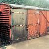 855xxx Vent Van Ply 'Palshocvan' b/o (SD 93486 05577) - Q Crane & Plant Hire, Shaw, Oldham 22.09.06  Roy Morris