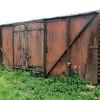 B 780087 Vent Van Ply 'Vanfit' b/o - Corfe Mullen, Dorset 31-03-12 Roy Morris.
