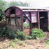 101924 GWR Vent Van Plank 'Mink A'  b/o - Elm Croft Farm, Penpillick, Cornwall 09.05.97  Roy Morris