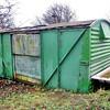 85xxxxx Vent Van Ply 'Shocvan' b/o (GR SE 40958 20076)  - Wakefield Road (A645), Featherstone 30.12.10  Brian Stanway