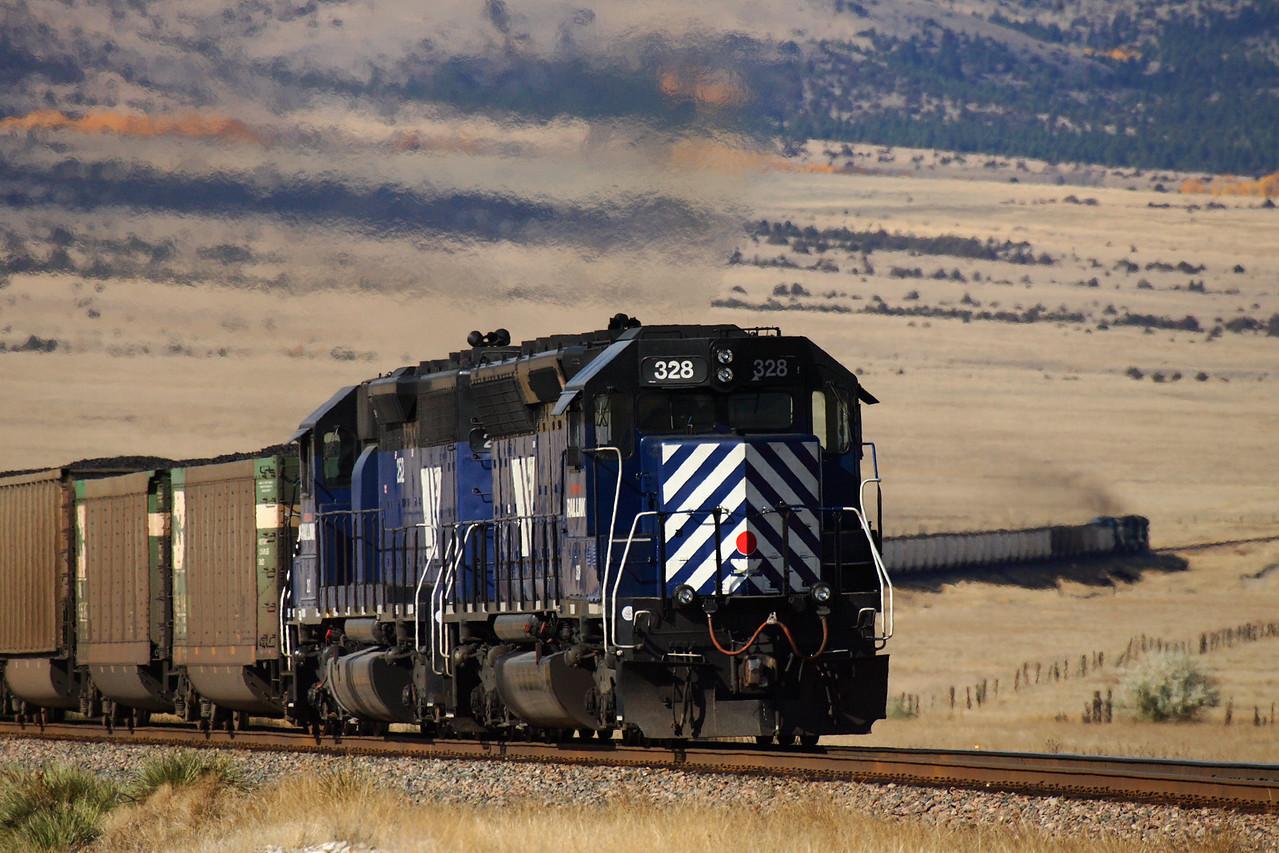 Pushin Coal_Winston Hill Montana