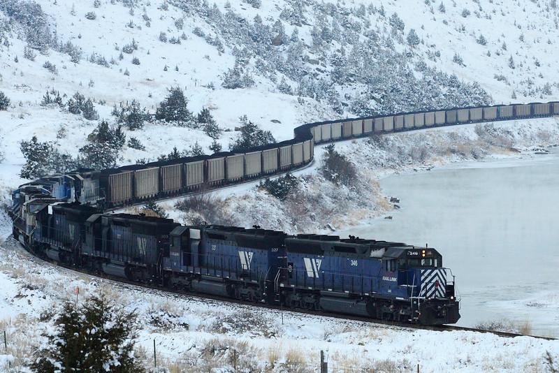 Helpin Coal_Toston, MT