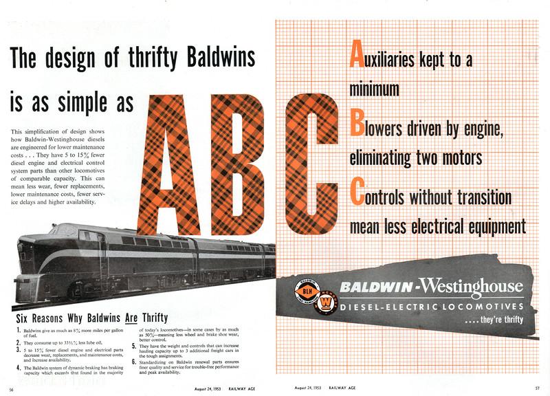 1953 Baldwin.