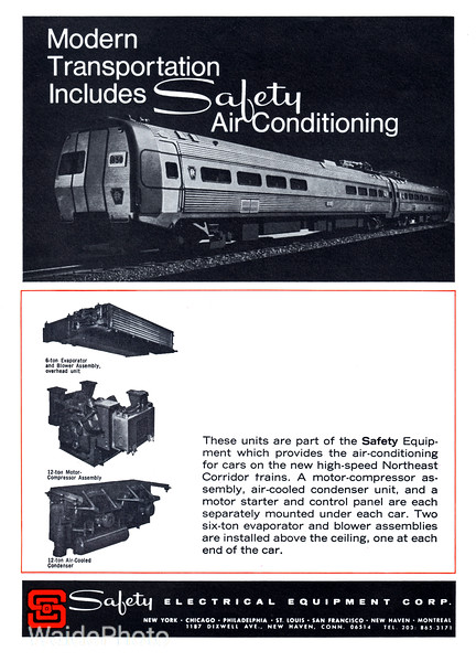 1969 Safety Electrical Equipment Corporation.