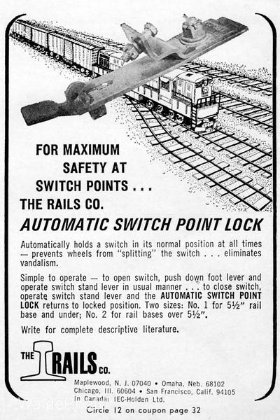 1969 The Rails Company.