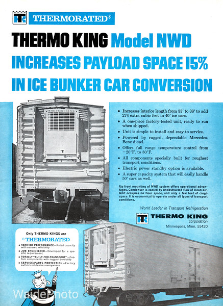 1969 Thermo King.