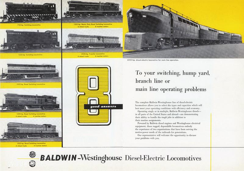 1950 Baldwin.