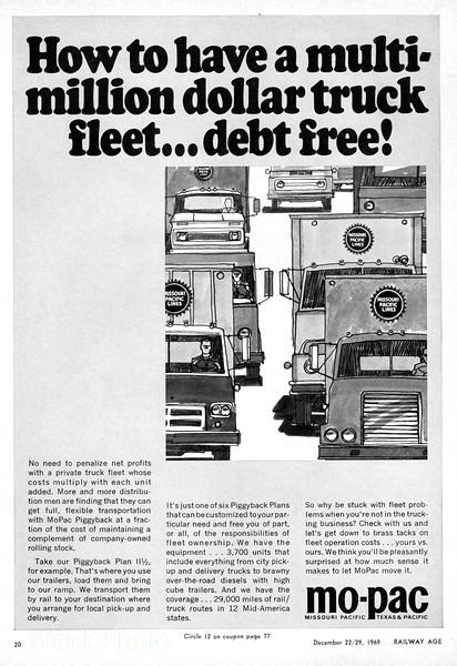 1969 Missouri Pacific/Texas & Pacific.