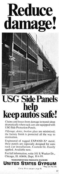 1969 United States Gypsum.