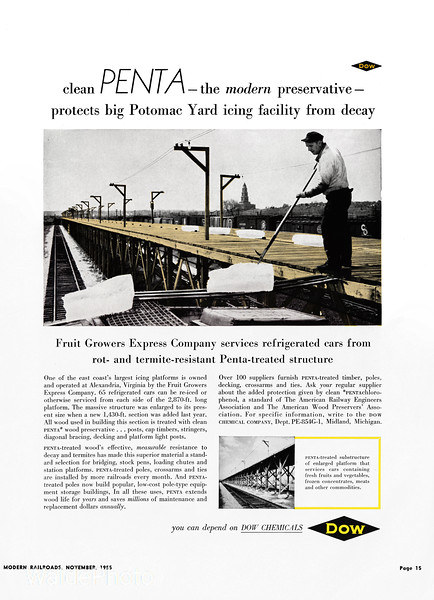 1955 DOW Chemicals.