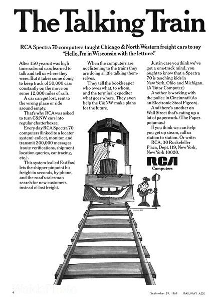 1969 RCA.