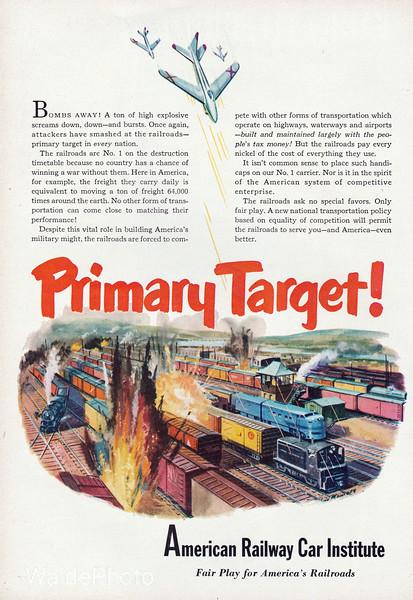 1951 American Railway Car Institute