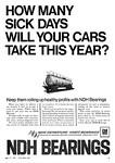 1967 Hyatt Bearings, General Motors Corporation.