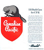 1953 Budd - Canadian Pacific Railway.