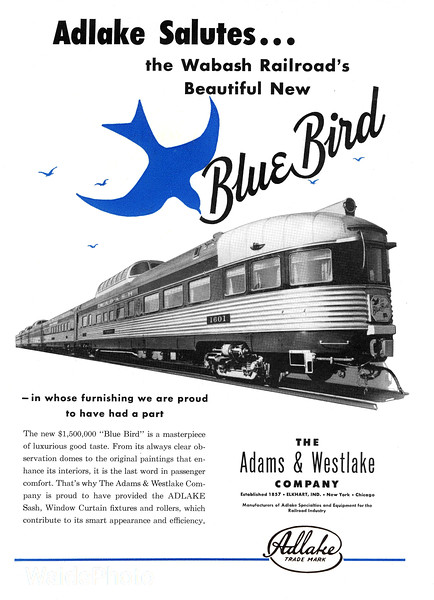 1950 Adams & Westlake.