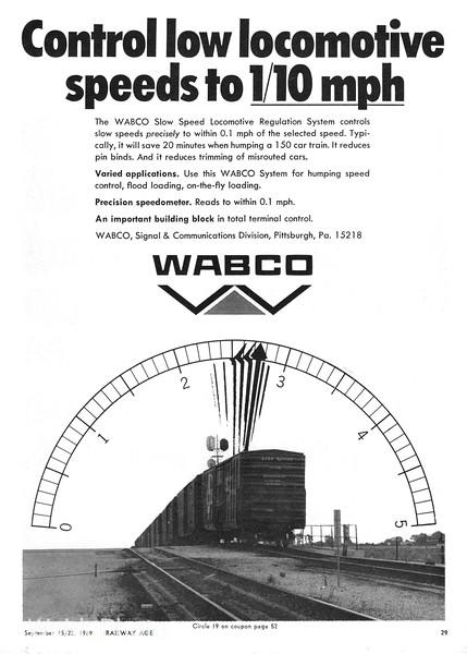 1969 WABCO.