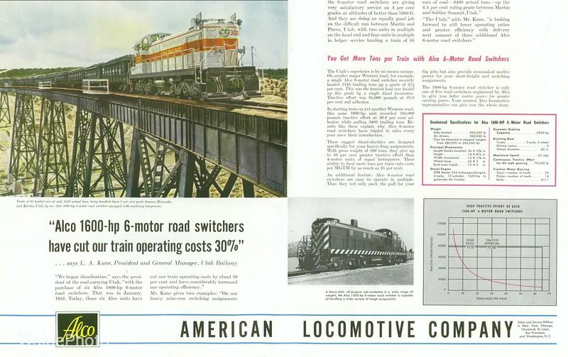 1953 Alco.