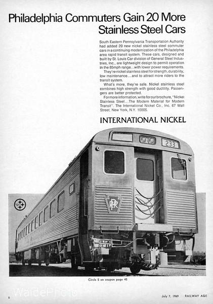 1969 International Nickel.