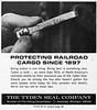 1969 Tyden Seal Company.