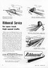 1956 Linde Air Products Company - Ribbonrail.