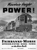 1950 Fairbanks Morse.