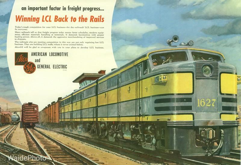 1950 Alco.