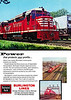 1963 Chicago, Burlington & Quincy Railroad.