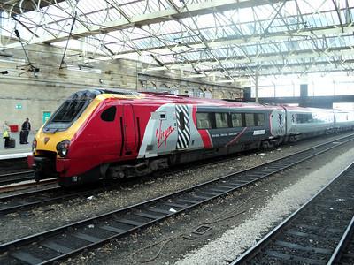 Virgin Trains West Coast Class 221 Super Voyagers