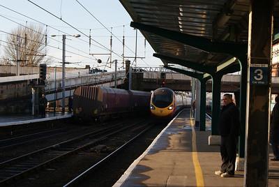 Virgin Trains Class 390