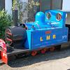 MossAJ No.3 Jenny - Lakeside Miniature Railway - 18 July 2013