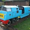 SL /1971 Princess Anne - Windmill Animal Farm Railway - 18 July 2013