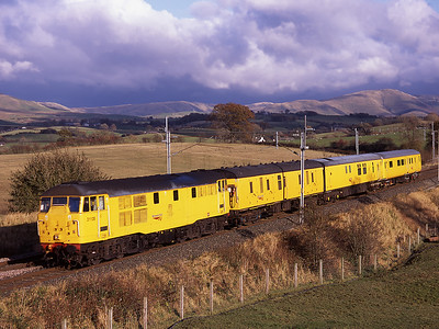 West Coast Main Line Carnforth-Carlisle (Diesels)