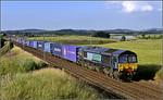 2014 07 25.66426  on the Coatbridge-Daventry late running intermodal at Symington.
