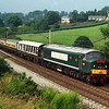 D172 Ixion approaches Oxenholme with a charter train 10/7/1999.