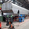 New Biomass Hoppers under Construction in the workshops at WH Davis.