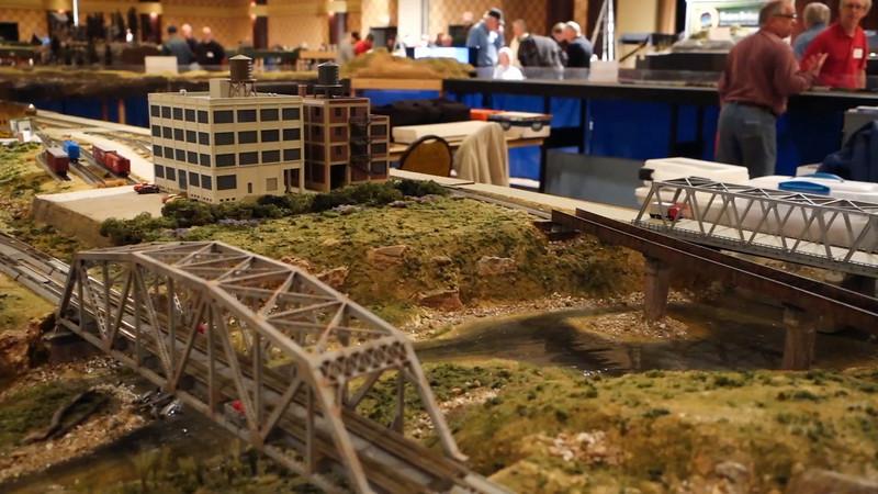 Omaha Ntrak River Module