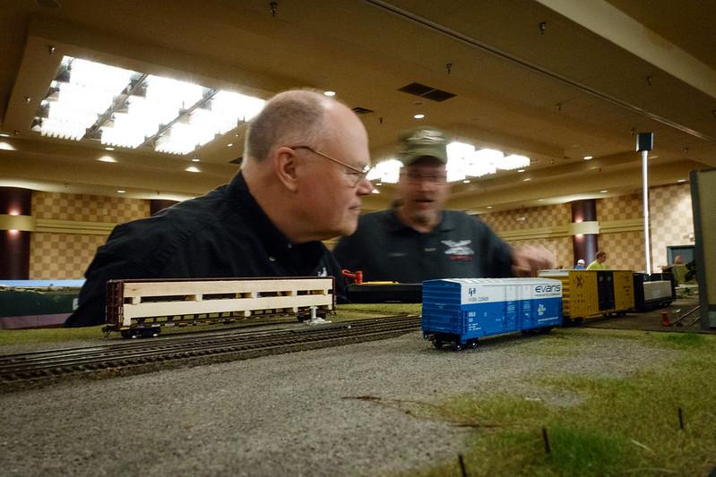 nmra fall train show