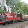 GE 199 reb FRCo No.2 Prince - Dinas, Welsh Highland Railway - 8 September 2013