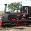 HE 554 Lilla - Dinas, Welsh Highland Railway - 8 September 2013