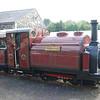 GE 200 reb FRCo - No.1 Princess - Dinas, Welsh Highland Railway - 8 September 2013