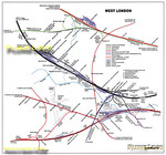 Map showing some of the lines covered by this route-learning run, which hopefully will make things a little clearer... Map drawn and kindly given permission to reproduce here by Mike Walker, many thanks!