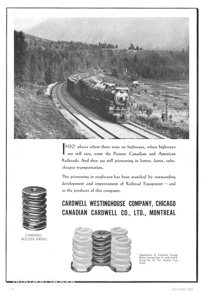 1940 Cardwell Westinghouse Company.