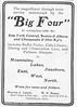 1902 Big Four Route, NYC, New York Central, Boston & Albany, Chesapeake & Ohio